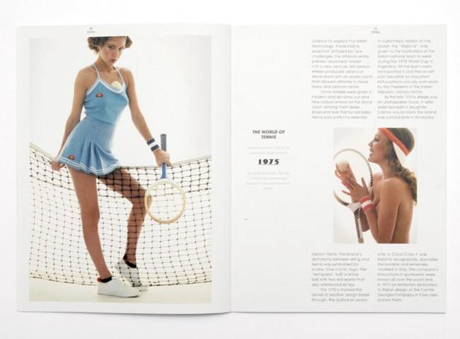 Image-Book for ellesse Heritage (2010)