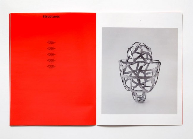 Exhibition Catalogue for Susan Hefuna (2011)