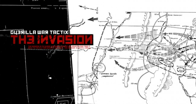 GuerillaWarTactix | Music Promotion für »Guerilla War Tactix«