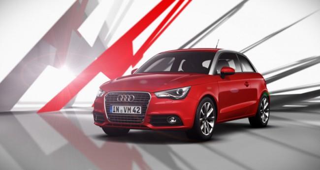 Audi A1 | Introsequence zur Microsite des neuen Audi A1