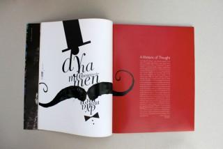 Jumeria Beach Magazine | Cover, Layout und Branding