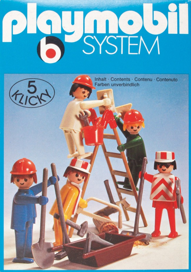 Packaging, 1976 © PLAYMOBIL