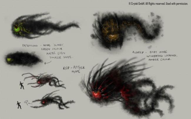Astrid Castle: Design für das Game Crysis 2 für die Firma Crytek