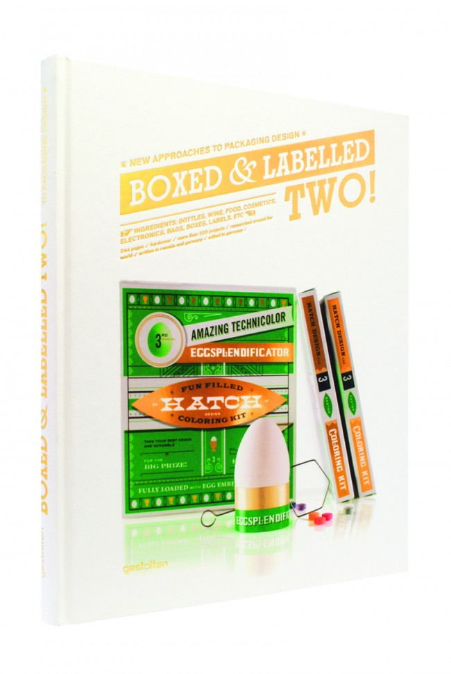 »Boxed & Labelled Two«
