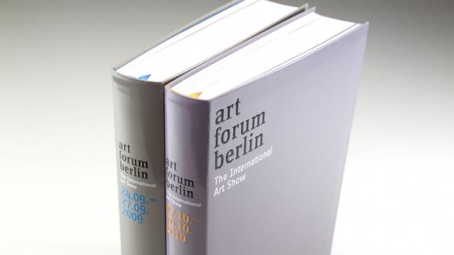 Messe Berlin | art forum berlin | Corporate Design