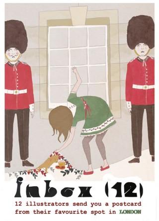 Das Cover der Londoner Version