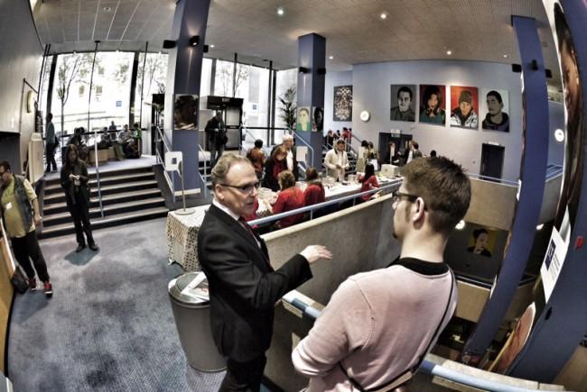 Jürgen Siebert auf der TYPO London 2011