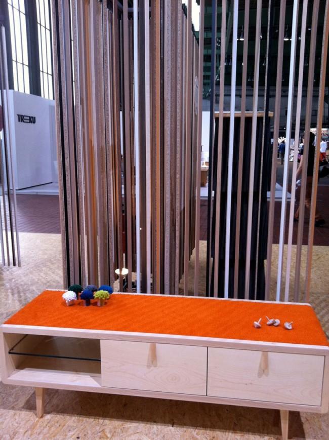 Weiche Komode: »Teppichmöbel« von piurra