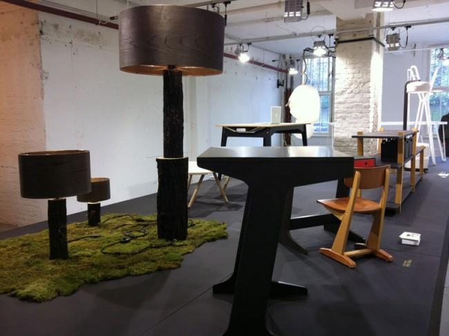 Create Berlin zeigt einiger ihrer Designer