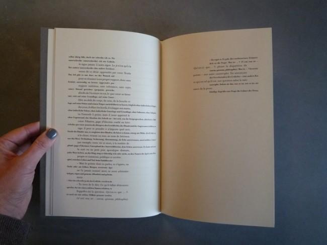 Jacques Derrida | »Was ist Dichtung?« | Innenansicht