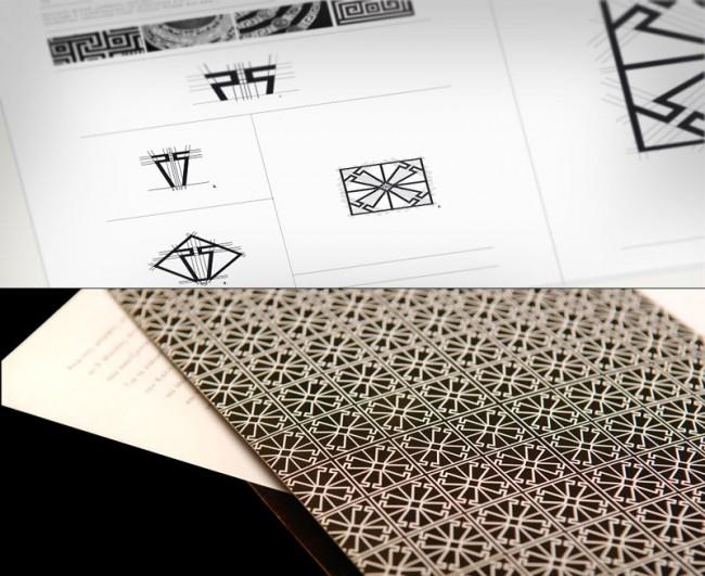 Typostudie und Logoüberarbeitung/Rebranding für die Athener Juwelierskette Zolotas von Julien Gionis