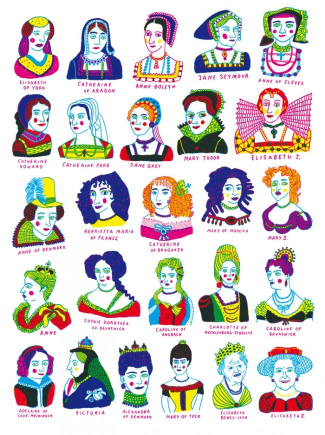 Posterqueens