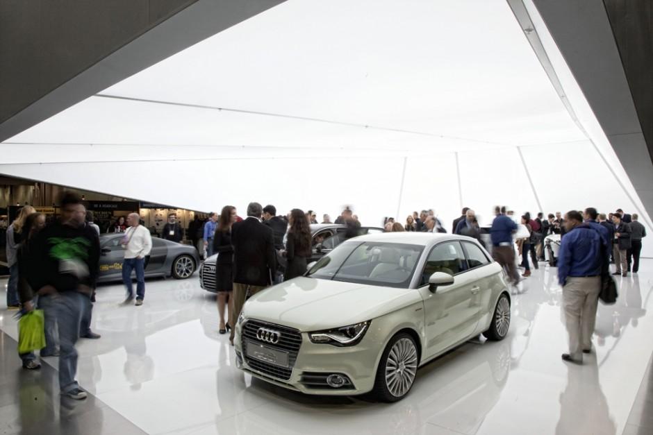 Adam 2011: Kategorie L | Audi (Bronze)