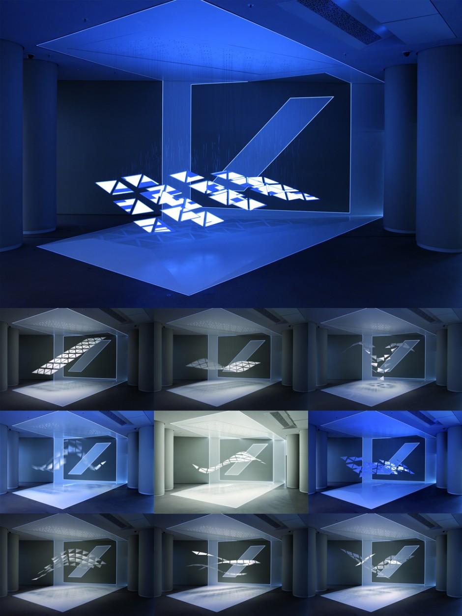 Adam 2011: Kategorie Markenwelten | Deutsche Bank (Bronze)