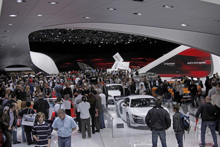 Adam 2011: Kategorie XXL | Audi (Silber)