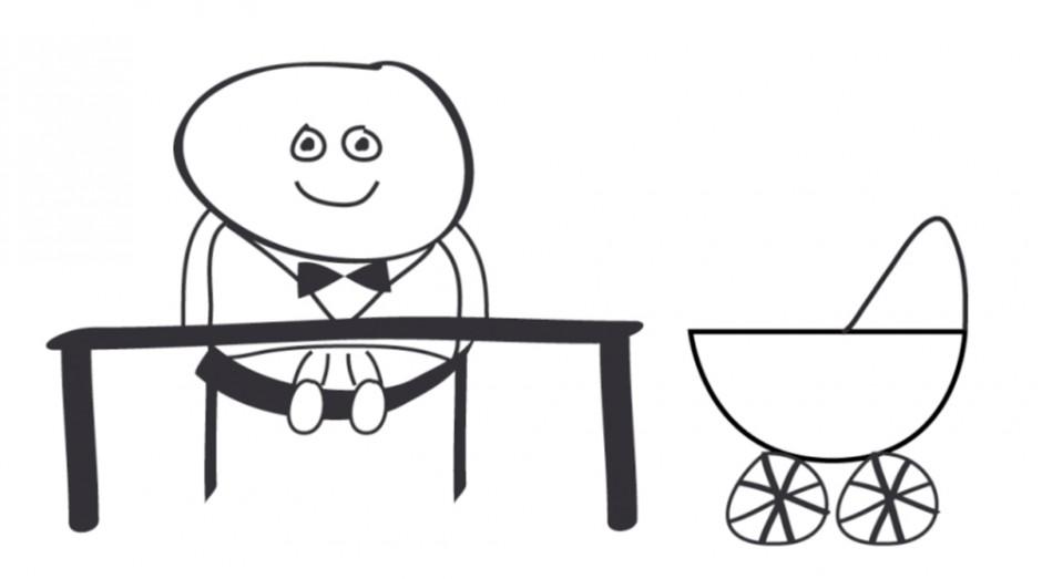 Family Affairs: Das Konzept für eine familienfreundliche Unternehmensberatung stammt von Verena May, Bettina Leeb, Jakob Wakolbinger, Studenten der Hochschule Augsburg. Betreut wurden sie von Professorin Gudrun Müllner und Nicole Hoefer-Wirwas