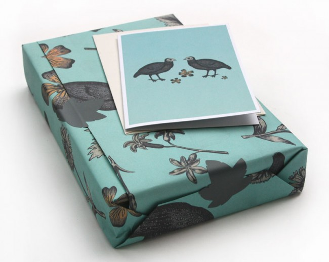 »Wrap Pack«: Adrien the Grouse