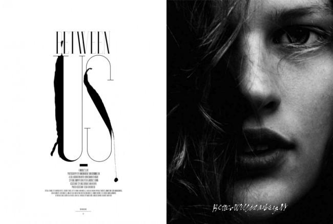 »Between Us«