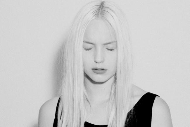 Caroline at IMG Models