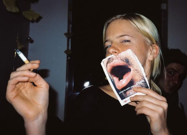 Sandra Mann, 231100-0002 Sandra with Beard, 2000