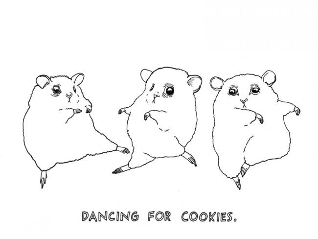 Dancing For Cookies