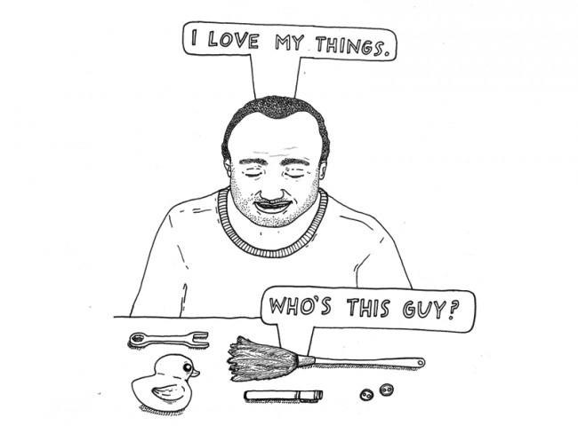 I Love My Things