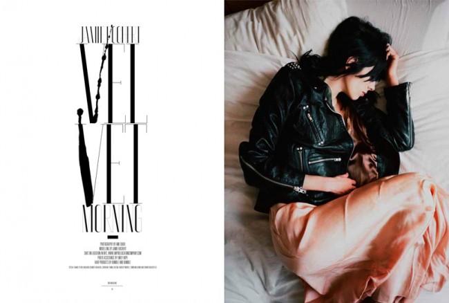 »Jamie Bochert – Velvet Morning«