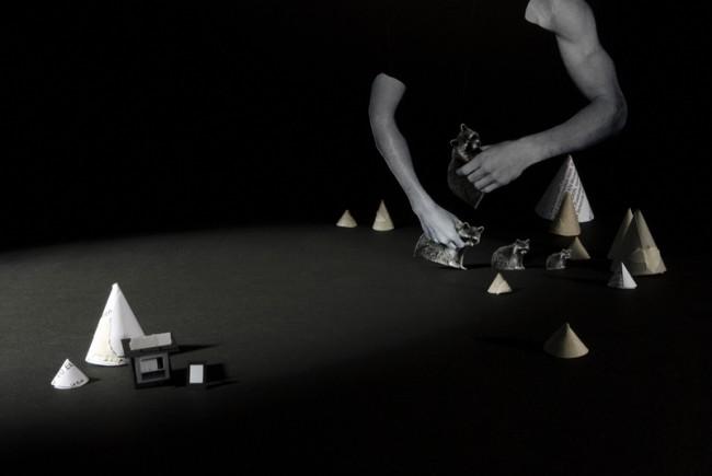 ORIGIN LIFE / 3D Collage – Die Pelze