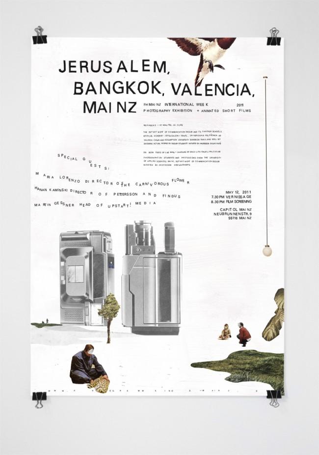 NEIGHBOUR / Poster – International Week