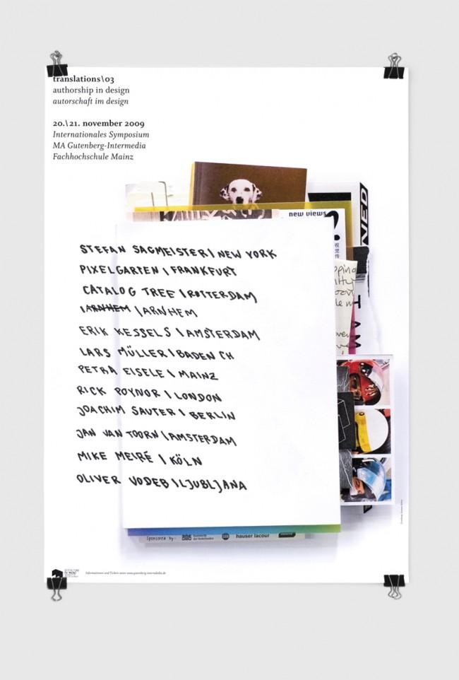 TRANSLATIONS03\SYMPOSIUM / Poster