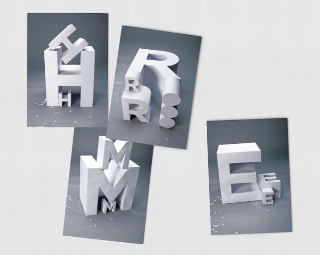 MIMA AUSSTELLUNG / Postkarten – Mehr,mehr,mehr