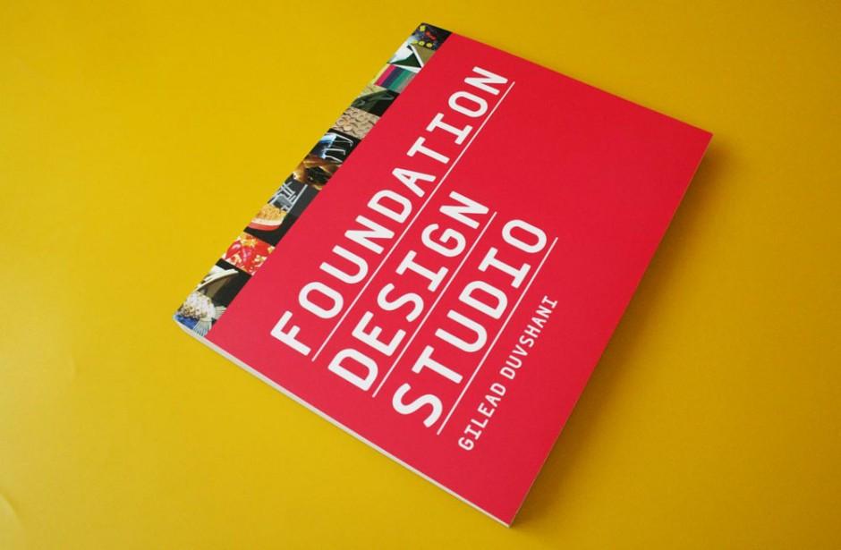 Buchgestaltung – Foundation Design Studio