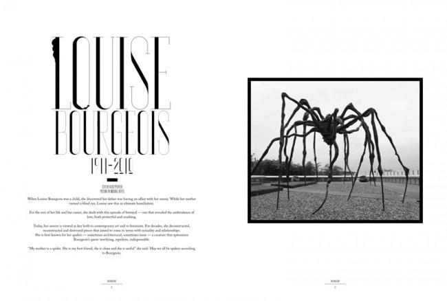 »Louise Bourgeois«
