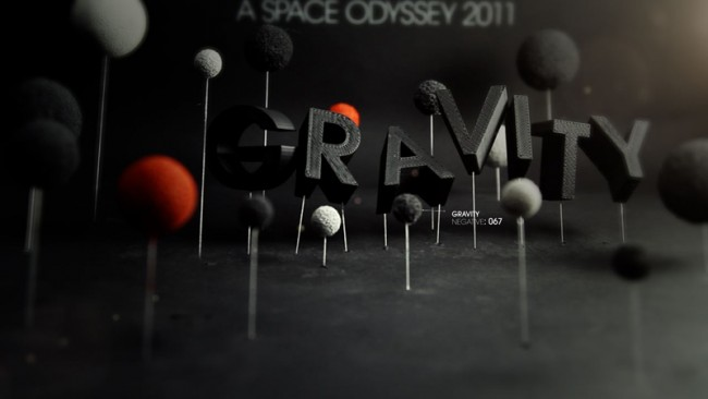 Experimenteller Motionfilm: Reverse – A Space Odyssey 2011