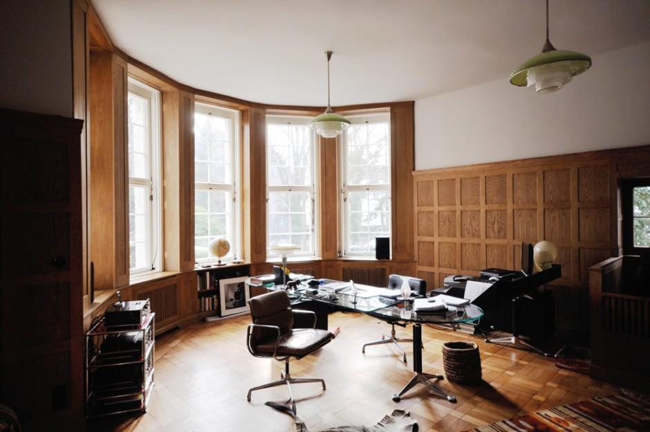 Arbeitszimmer/Büro Thomas Andrae