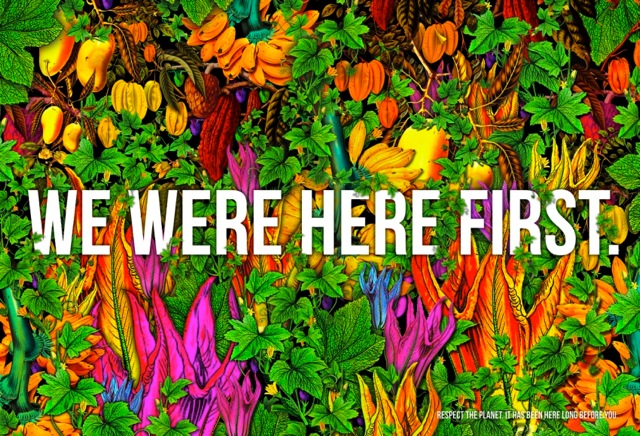 »We Were Here First« | Orlando Facioli junior