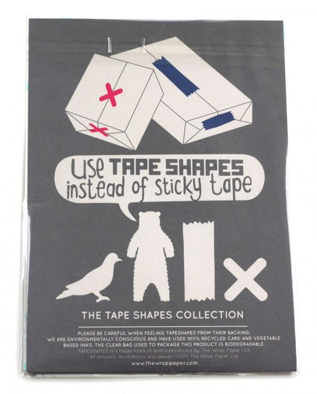 Die »Tape Shapes«