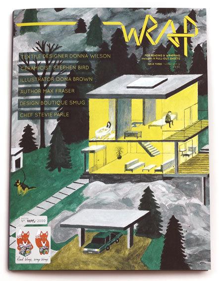 Bild Wrap Magazine 3