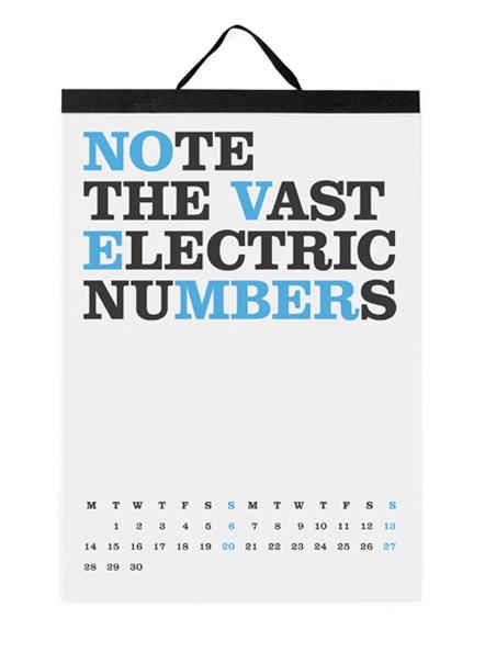 Bild Cats let nothing darken their roar Kalender 2012