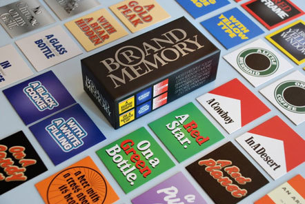 Bild Brand Memory Game