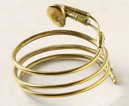 Bild Kopfhörer-Armband