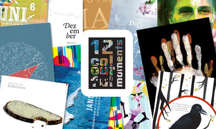 Bild Bildband Twelve Colourful Moments