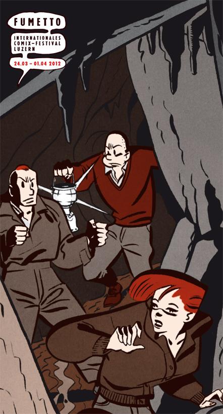 Bild Fumetto Comic-Wettbewerb
