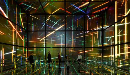 Bild Atelier Brueckner State Grid Pavillon
