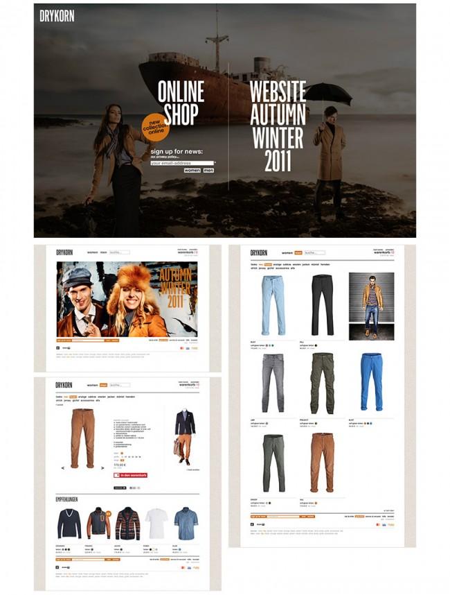 Drykorn – Online-Shop (www.drykorn.de)