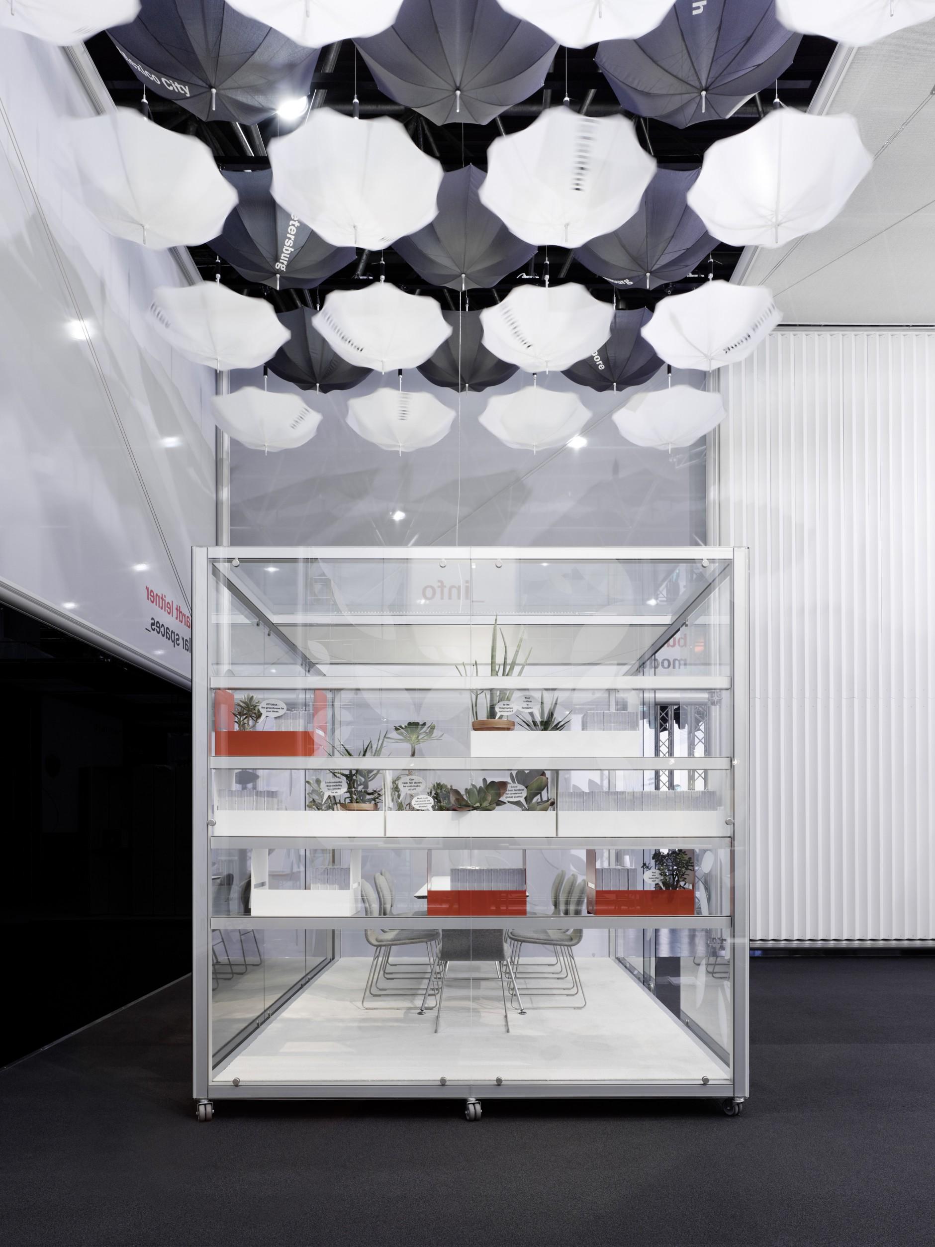 Kategorie Produkt: constructiv ottobox ‐ Meetingbox auf Rollen; Kunde und Einsender: Burkhardt Leitner constructiv GmbH & Co. KG
