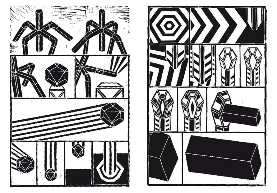 Marc Hennes, »Quotable«-Zine, BAMBAM collective