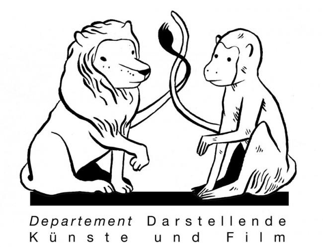 Logo (Departement Darstellende Künste) für Zürcher Hochschule der Künste