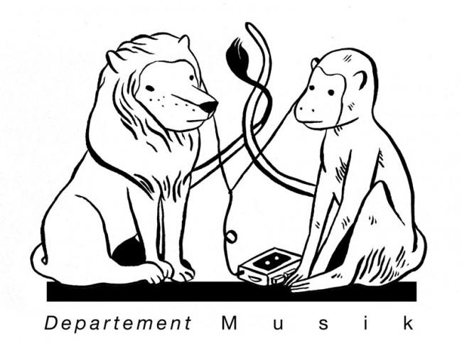 Logo (Departement Musik) für Zürcher Hochschule der Künste