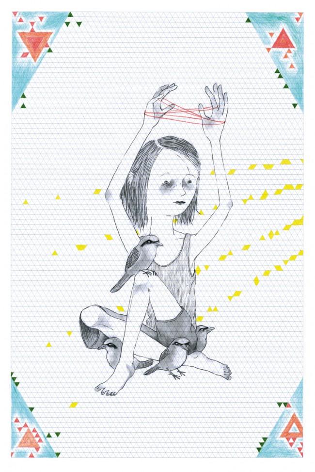 Tryptichon der Freundschaft (Luft)